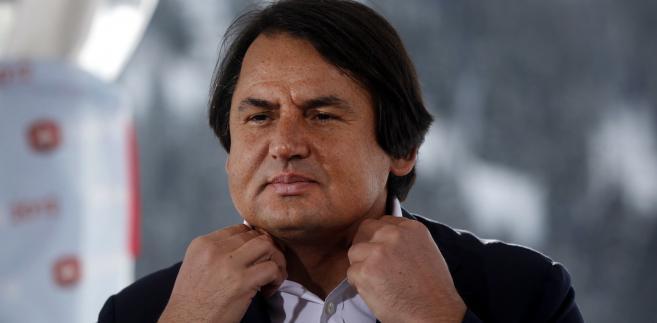 Roustam Tariko, rosyjski miliarder