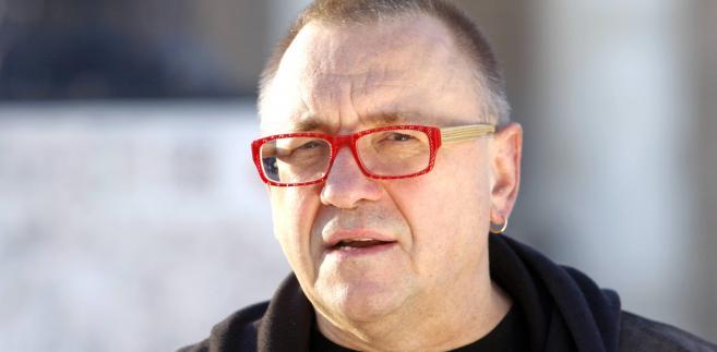 Jurek Owsiak, założyciel i prezes Fundacji Wielkiej Orkiestry Świątecznej Pomocy. W najbliższą niedzielę WOŚP zagra już po raz 21.