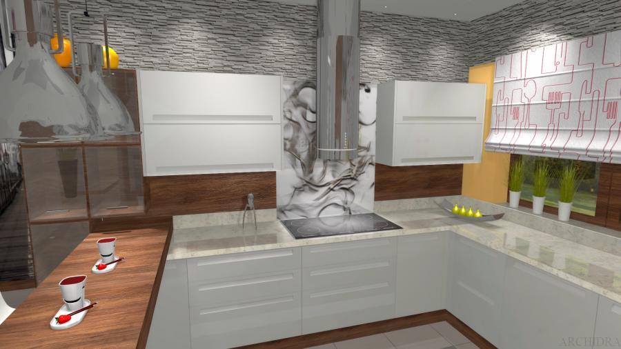 Nowoczesna i industrialna aranżacja kuchni  zdjęcie 5  Nieruchomości  ryne   -> Nowoczesna Kuchnia Industrialna