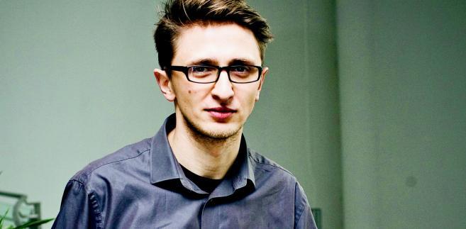 Radosław Milczarski z Zakładu Ubezpieczeń Społecznych