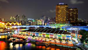 Przestępcy wykradli dane co czwartego mieszkańca Singapuru
