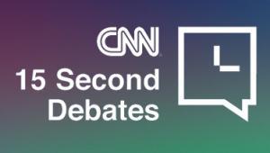 15 second debates. Zobacz odpowiedzi niemieckich polityków
