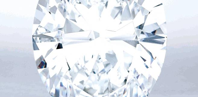 Wspaniały owalny brylant wart minimum 35 mln dolarów