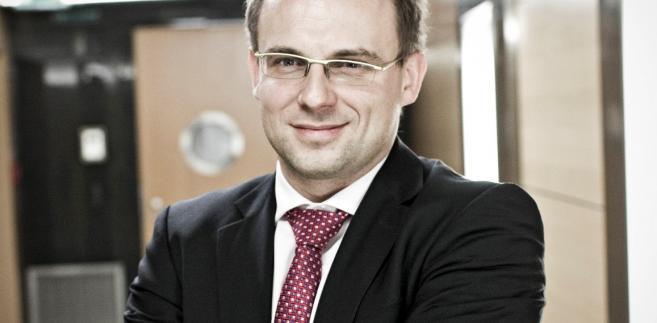 Arkadiusz Radwan, fot Wojciech Górski