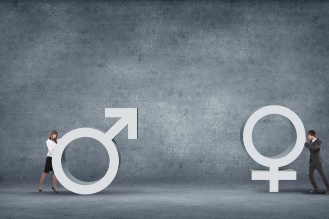 Płeć - kobieta i mężczyzna