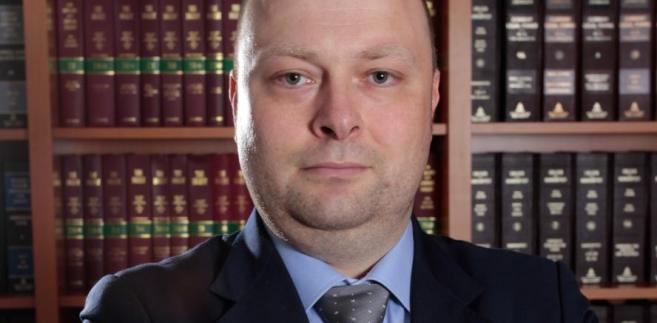 dr Tomasz Niedziński radca prawny z Kancelarii Prawniczej Tomasz Niedziński i Wspólnicy