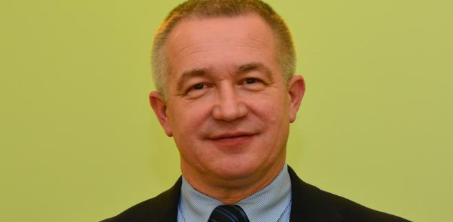 Wiesław Hudyma, członek prezydium Krajowej Rady Radców Prawnych.