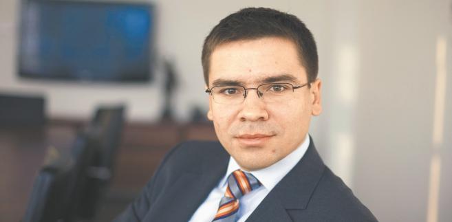 Bartosz Bołtromiuk,  fot Marek Matusiak