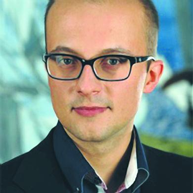 Dr Tomasz Widłak adiunkt UG, adwokat, członek Wojewódzkiej Komisji ds. Orzekania o Zdarzeniach Medycznych w Gdańsku
