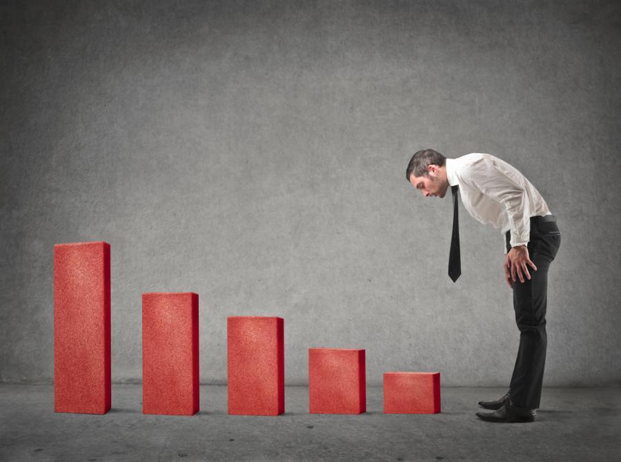 biznes, rozwój, wykres