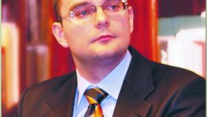 Dr Dominik Kimla analityk przemysłu zbrojeniowego w międzynarodowej firmie doradczej Frost & Sullivan.