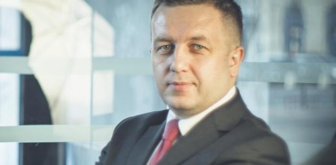 Piotr Trębicki radca prawny, partner w Kancelarii Czublun Trębicki