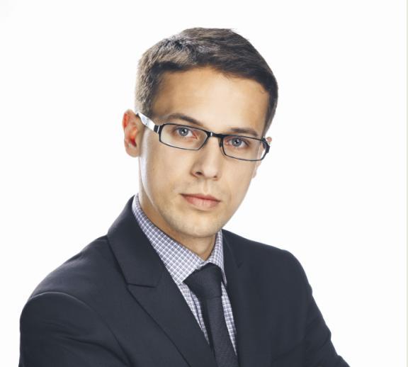 Wojciech Merkwa radca prawny w kancelarii WKB Wierciński Kwieciński Baehr sp. k.