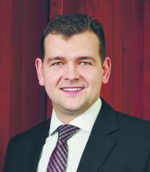 Dr Przemysław Adamus, radca prawny w Kancelarii Prawniczej Rachelski i Wspólnicy