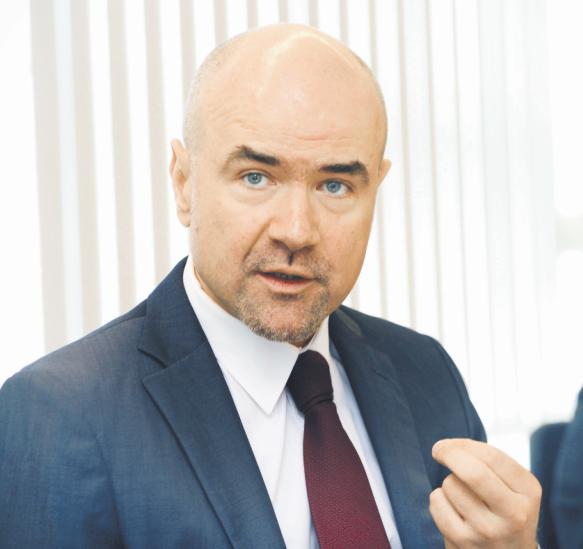 Bartłomiej Raczkowski, adwokat / fot. Wojtek Górski
