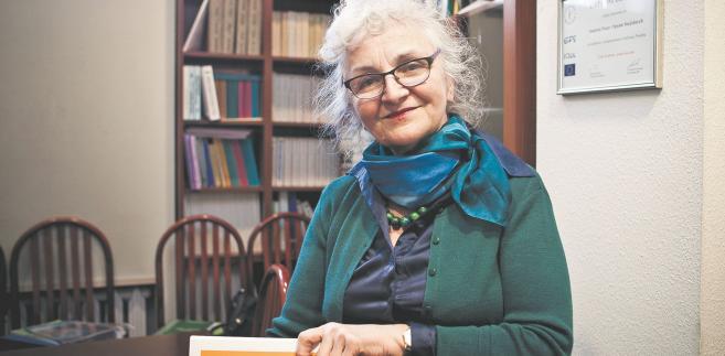 Stanisława Golinowska – profesor Uniwersytetu Jagiellońskiego, Instytut Pracy i Spraw Socjalnych