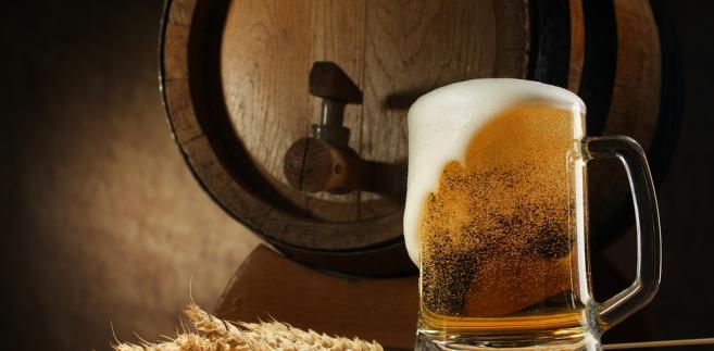 piwo w beczce, alkohol
