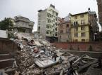 Nepal: Panika po potężnym wstrząsie wtórnym i ewakuacja turystów