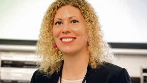 Georgia Brooks, szefowa zespołu pracującego nad raportem Chambers Europe wydawanym przez Chambers & Partners