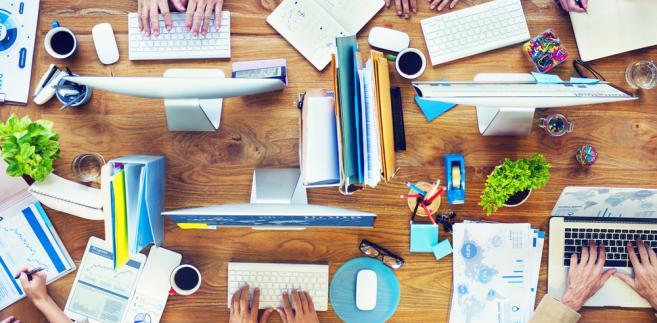 Outsourcing jest bardzo popularnym modelem działalności.