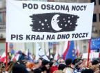 Manifestacje KOD w obronie mediów. Przed siedzibą TVP zgromadziło się ponad 20 tysięcy osób