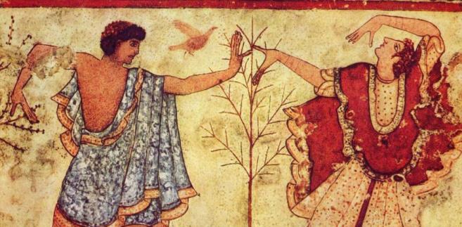 Etruscy tancerze