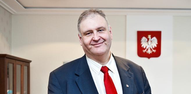 Bogdan Święczkowski wiceminister sprawiedliwości