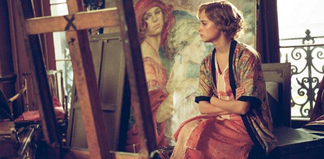 Alicia Vikander, Dziewczyna z portretu