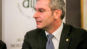 adw. Grzegorz Majewski, prezes Sądu Dyscyplinarnego Izby Adwokackiej w Warszawie