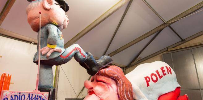 Żarty z Kaczyńskiego na paradzie. Nie będzie reakcji niemieckiego rządu