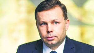 Maciej Libiszewski, prezes PKP Cargo