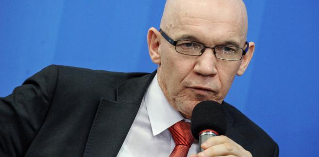 Wiceminister finansów, Generalny Inspektor Kontroli Skarbowej, Generalny Inspektor Informacji Finansowej Wiesław Jasiński