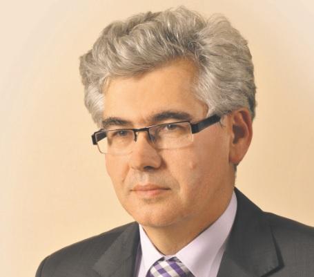 Krzysztof Młynarski, notariusz, rzecznik dyscyplinarny Krajowej Rady Notarialnej