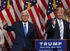 Republikański outsider pomoże Trumpowi w walce o Biały Dom