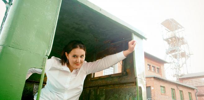 Karolina Baca Pogorzelska. Fot. Tomasz Jodlowski