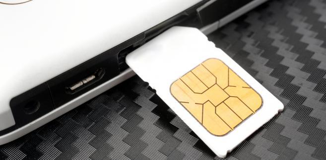 karta sim, rejestracja, prepaid