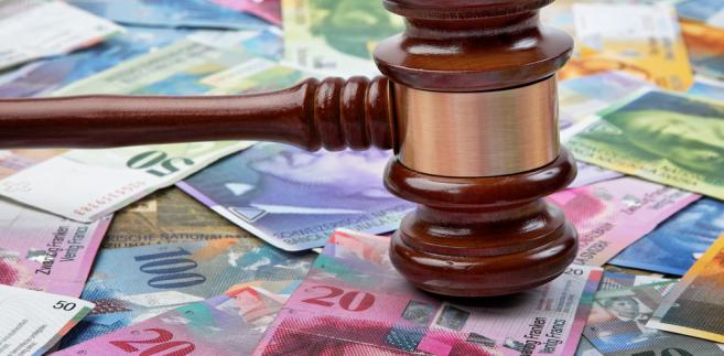 franki kredyt sąd