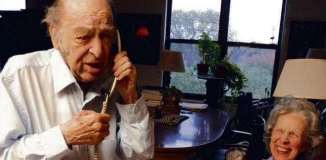Leonid Hurwicz po studiach na Uniwersytecie Warszawskim wyemigrowal do USA. Dostał Nobla w 2007 r.
