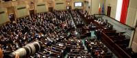 Sejm, który wznowił obrady