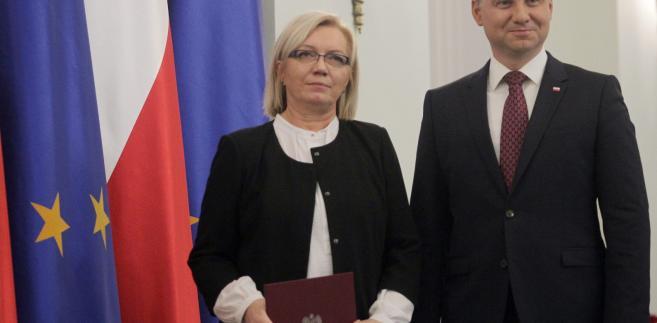 Trybunał Konstytucyjny ma obecnie do rozpatrzenia ponad 160 spraw, najstarsze z 2013 r. - powiedziała we wtorek prezes TK Julia Przyłębska.