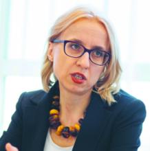 prof. Teresa Czerwińska wiceminister nauki i szkolnictwa wyższego Fot. Rafał Siderski