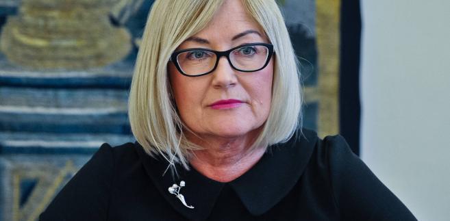 Joanna Kopcińska, posłanka PiS, lekarka i wiceprzewodnicząca sejmowej komisji zdrowia