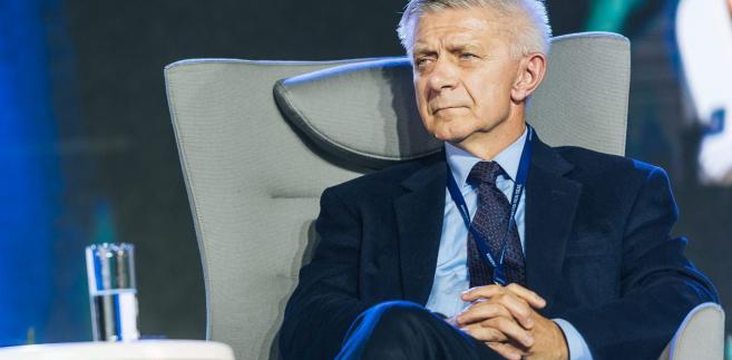 Marek Belka: Silna waluta wymusza konkurencyjność, a słaba usypia. U nas słaby złoty działa usypiająco