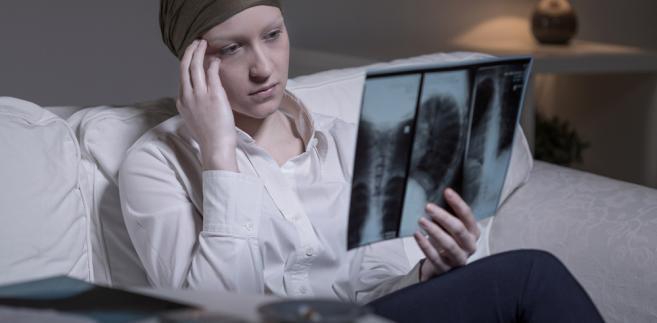 choroba, rak, onkologia