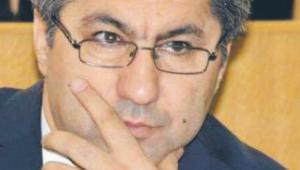 Muhiddin Kabiri, przewodniczący Partii Islamskiego Odrodzenia Tadżykistanu (HNIT)