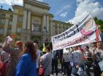 Przeciwnicy zmian w żłobkach manifestują w stolicy. MRPiPS: Rodziny zyskają