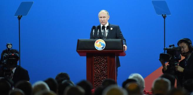 Putin mówił o tym na spotkaniu z szefami międzynarodowych agencji informacyjnych w Petersburgu, odpowiadając na pytanie niemieckiej agencji dpa.