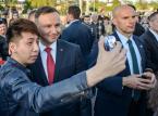 Prezydent Duda: Polska i Ukraina mogą razem zbudować pomyślną przyszłość