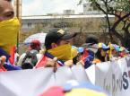 Rośnie tragiczny bilans zamieszek w Wenezueli: W środę zginęły 2 osoby
