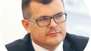 Piotr Uściński poseł PiS, były starosta wołomiński
